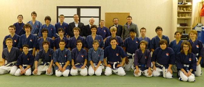 Südtirols Jugendkader zum Training in Meran