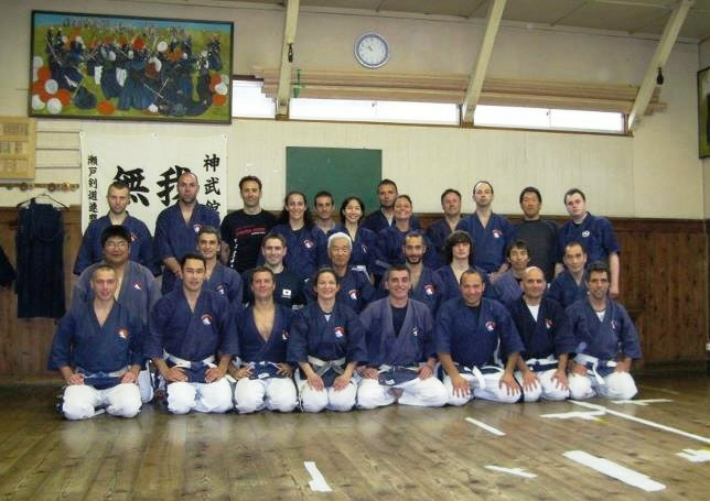 Japantour mit Hiroo Mochizuki