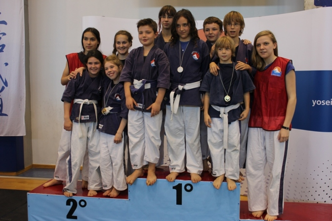 Yoseikan Budo Italienmeisterschaft und Italiencup am 16. und 17. April in Langhirano (Parma)