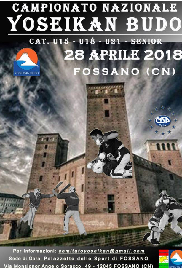 Fossano Italienmeisterschaft 2018 IRINA TRATTER holt GOLD