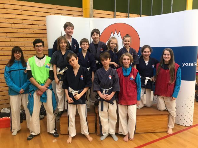 Junior Golden CUP (B Jugend)